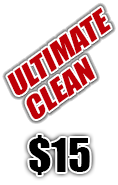 Ultimate Clean Car Wash Package