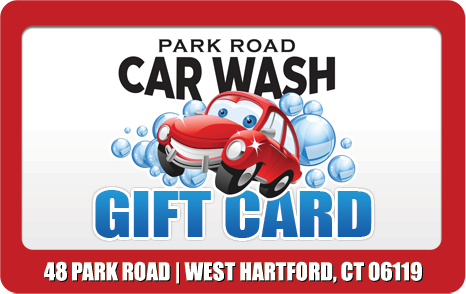 The Park Road Car Wash $50 Gift Card
